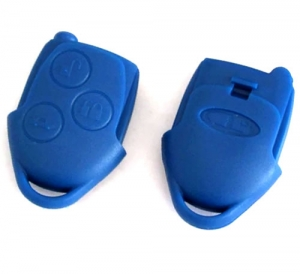 Blue Ford 3button Transit Remote