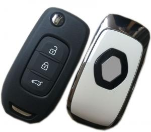 For Renault flip remote key
