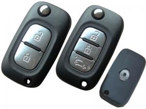 For  Renault flip remote key/case