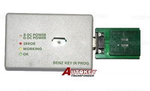 benz ir key prog