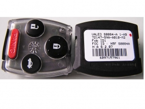 Honda 2button Remote 433mhz 46 chip for Civic