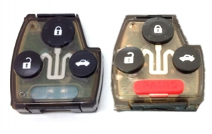 honda remote set