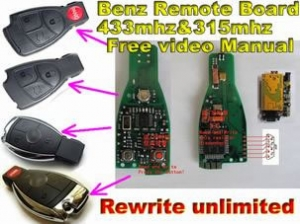 benz remote Board   315MHZ