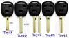 For toyota/lexus remote key shell Toy43/Toy48/Toy40/Toy41/Toy47