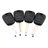 For peugeot Remote Key 433Mhz