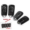 For OEM Chevrolet Aveo/Opel remote key