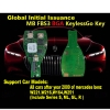 MB FBS3 BGA KeylessGo key For Mercedes Benz
