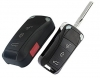 Flip Remote Key For Porsche (Smart System)
