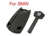 emergency key with remote shell For BMW
