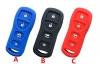 for NISSAN 4BUTTON Silicon Rubber Case