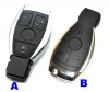 Mercedes remote key
