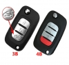 For OEM Mercedes Benz Smart 3button Flip Key