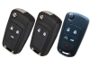 Opel flip remote case 2/3/5 button