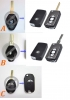 bmw flip key shell for bmw x5 remote hu58