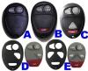 GL8 buick remote case gm buick case