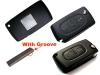 Citroen C3 Flip Remote Key 433mhz
