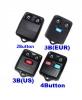 For Ford Remote control 3/4button 315mhz
