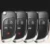 VAUXHALL OPEL Insignia Astra Modified Flip Folding Remote Key Case Shell For Chevrolet Lova/Aveo/Cruze For Buick