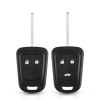 For  Chevrolet Aveo/Opel remote key shell