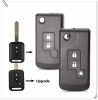Flip remote key shell for Nissan