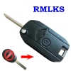 Flip remote key shell for Bmw mini copper
