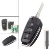 Flip remote key For Audi