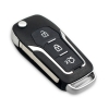 s Modified Flip Folding Remote Key Flip Fob Shell For Ford Focus 3 Fiesta connect mondeo c max Smart Key Case