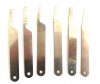 LOCKSMITH TOOLS Comb Pick Set 6 in 1