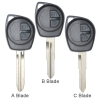 For Suzuki Remote Key
