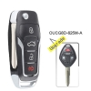 For Flip remote key for Mitsubishi
