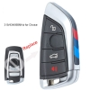 Remote Key Fob 315/433/868MHz for BMW 1 2 3 4 5 6 7 Series X1 X3 F Chassis CAS4+ FEM 2011-2017