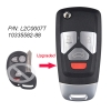 Modified flip remote key for Builk/GMC/Chevrolet
