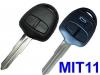MITSUBISHI 2button Remote Key case