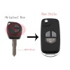 For modified flip remote key for suzuki