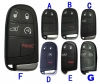 For OEM Dodge/JEEP smart remote(46 chip)