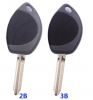 for toyota remote KEY SHELL