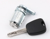 for peugeot/citroen 307 left door lock(no groove)