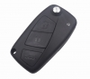 for fiat/citroen/peugeot ford 3 button flip key