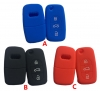 for AUDI Silicon Rubber Case
