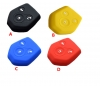 for SUBARU 3button silicon rubber case
