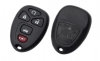 for chevrolet/buick 5button remote case