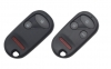 for honda 2+p/3+p remote key