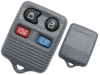 Ford 4button Remote control(gray)