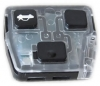 For toyota Remote Set 3button