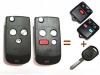 ford flip remote key