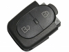 VW 2 Button Remote 433MHz 1J0 959 753 A