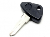 Bmw Motorcycle transponder Key Shell black
