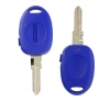 1 Button Remote key shell GT15 blade FOR Fiat