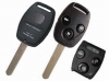 New City 3button Remote Key