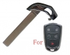 Emergency key for CADILLAC Smart Card